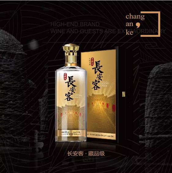 一场法国白兰地与中国白酒长安客西凤酒之间的正面博弈