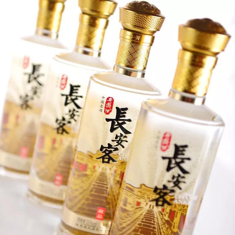 高端西凤酒长安客:3000年传承酿好一瓶酒
