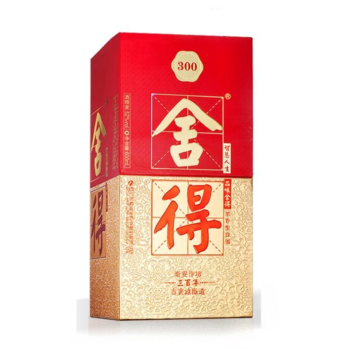 舍得酒 复合型白酒 52%VOL 600ML  国产白酒