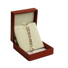 首饰 18K金钻石手链 礼品