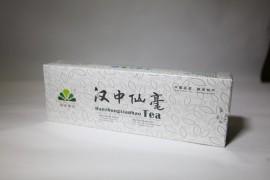 绿茶-开园汉中仙毫