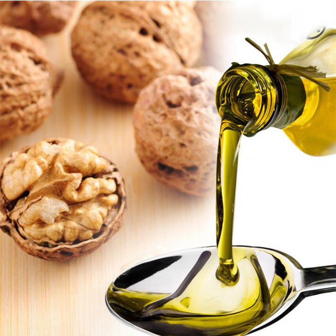 【食用油/核桃油】有机核桃油 源自秦岭大山中的液体脑黄金