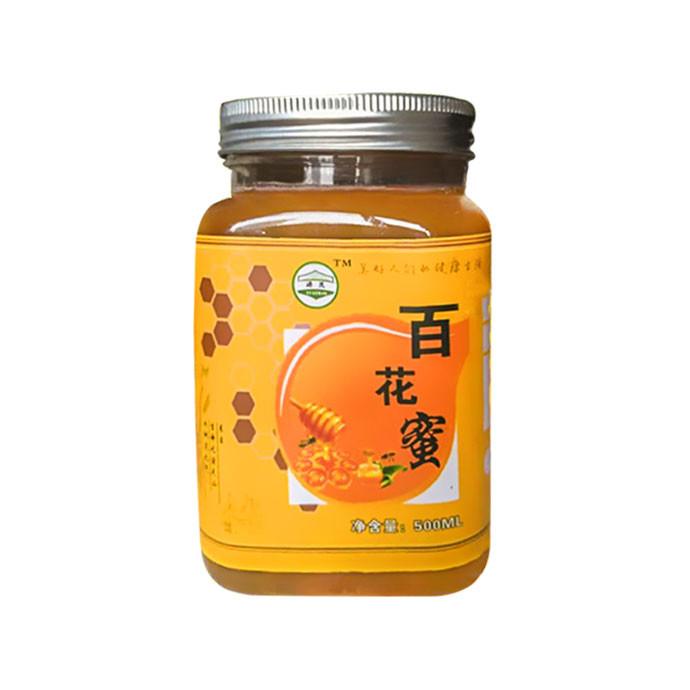 【滋补品/蜂蜜】百花蜜 100%纯农家百花优质蜂蜜