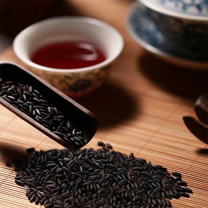 【茶/黑米茶】谷雨承康础润知雨系列黑米茶  30g*10/盒