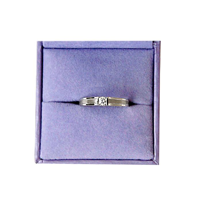 首饰 18K金钻石戒指2.37g  诗普琳