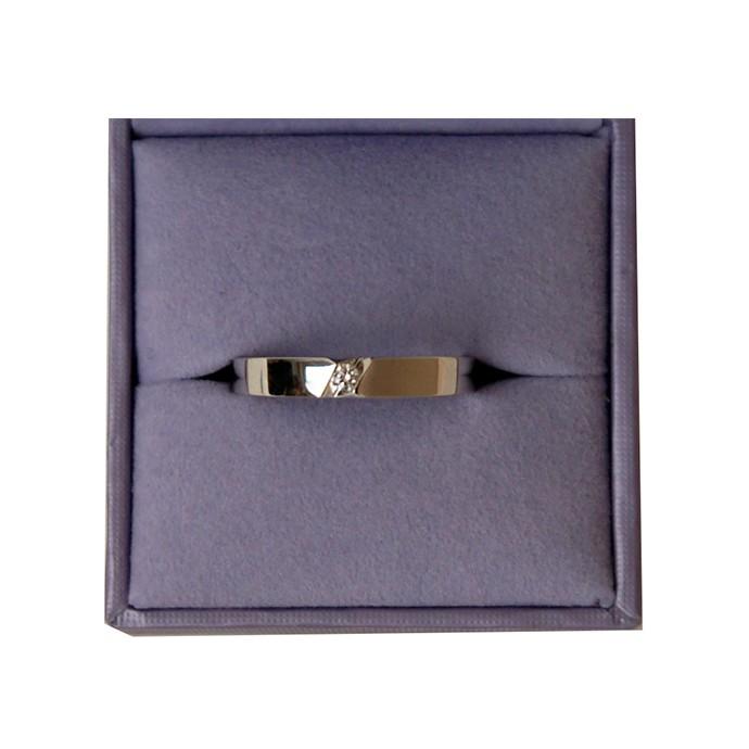 首饰18K金钻石戒指3.79g  诗普琳
