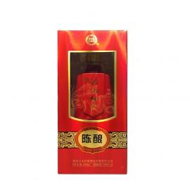 始祖杜康  陈酿 浓香型白酒   50%vol   500ml