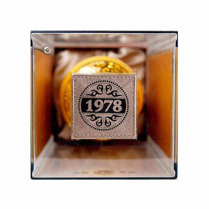西凤酒 西凤黄宝石1978 凤香型国产白酒(精品) 45%vol 500ml】 酒水