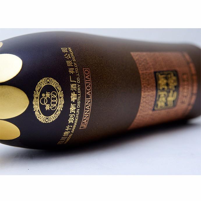 剑南老窖2004 52%vol 500ml 剑南老窖 浓香型白酒 酒水