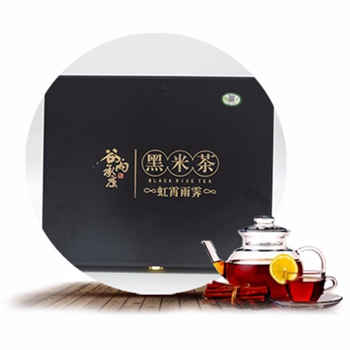【茶/黑米茶】谷雨承康虹霄雨霁系列黑米茶 30g*20/盒