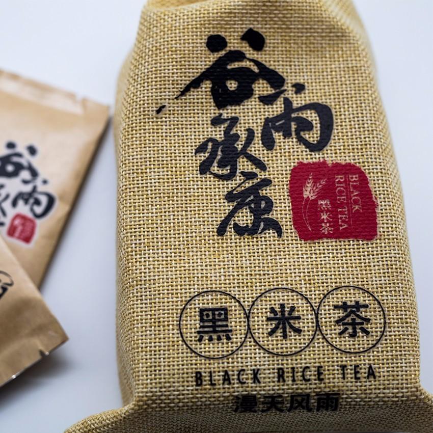 【茶/黑米茶】谷雨承康漫天风雨系列黑米茶 30g*10/袋