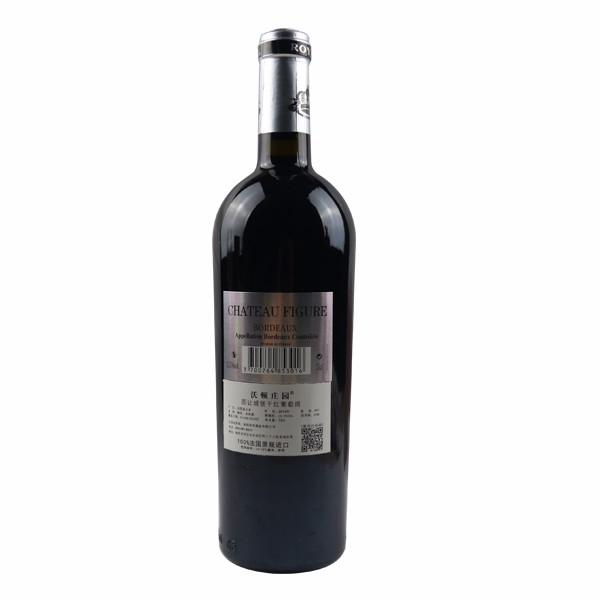 沃顿庄园·图让城堡干红葡萄酒