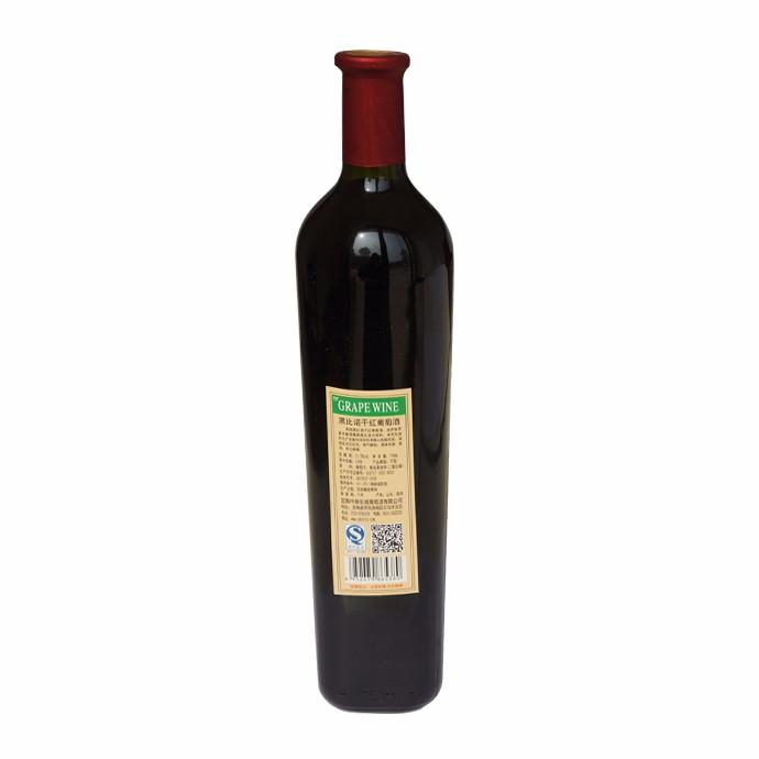 黑比诺 干红葡萄酒11.5度750ML