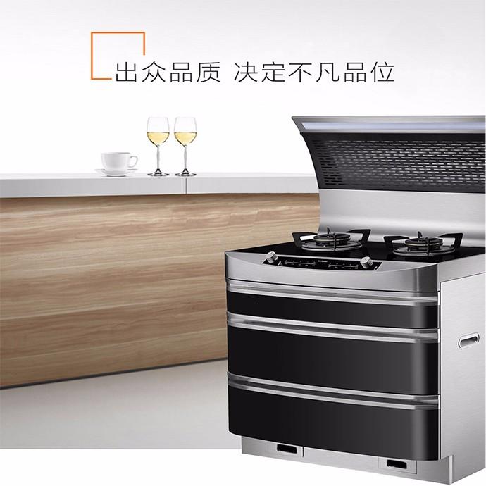【厨房用品】力巨人超级油烟机-M5(集成灶)