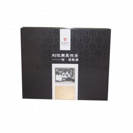 汉家刘氏 刘峻周黑茯茶 相——黑银眉850g