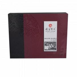 【黑茶】湖北青砖·轻发酵茶——将·黑金砖800g