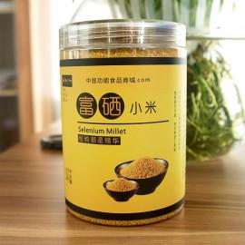 【小米】富硒小米   500g/罐    源硒地    五谷杂粮