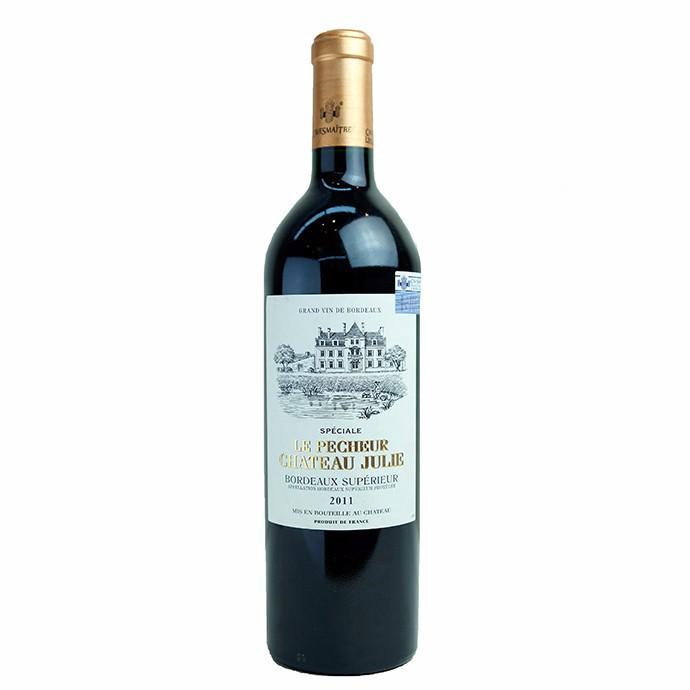 卡斯特卓利酒庄渔叟系列特选干红葡萄酒750ml