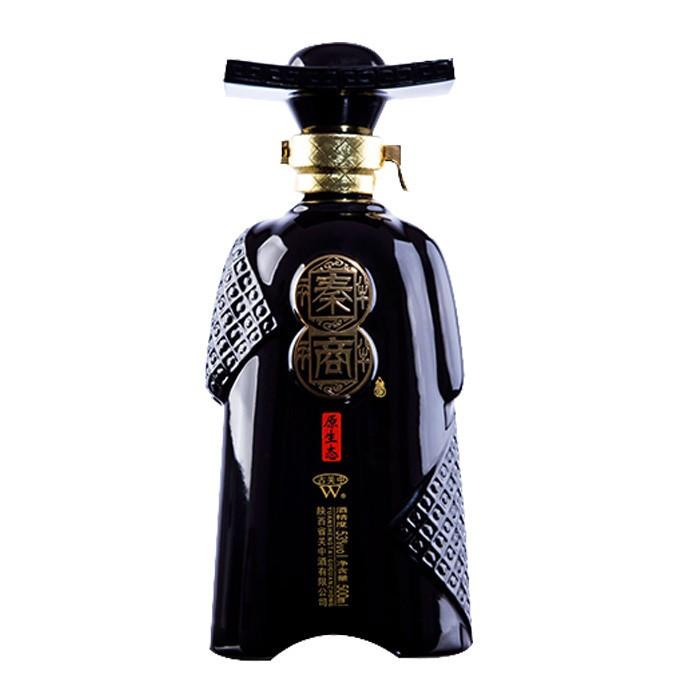 秦商酒 凤兼浓型白酒 500ml 53度