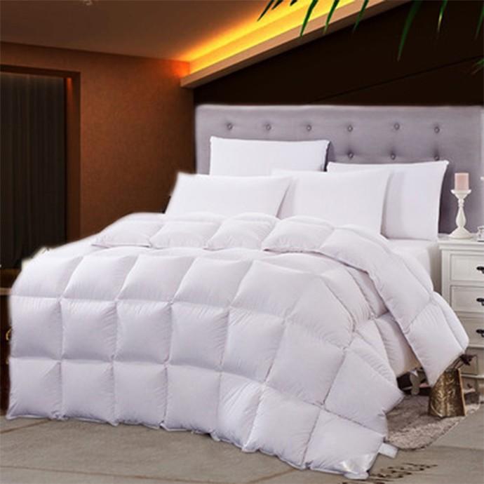 羽绒被被芯   白鸭绒280g/㎡   五星级酒店保暖被子   路安特