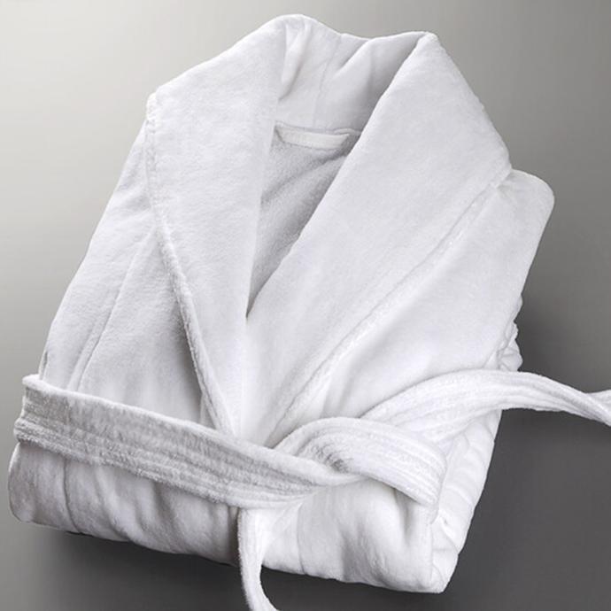 纯棉浴袍   星级酒店柔软睡袍    四季通用   路安特