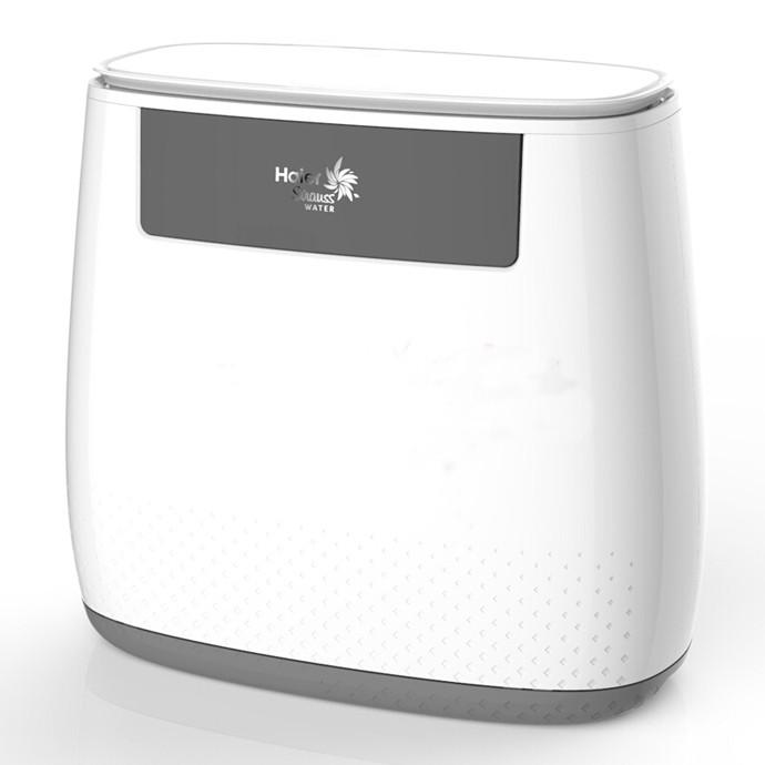 净水器   海尔HSW-U2施特劳斯  家用无桶厨下直饮机智能净水机 白色