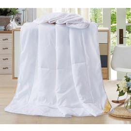 夏凉被 被子 40斜纹全棉面料被面 填充60%棉花 40%聚酯纤维