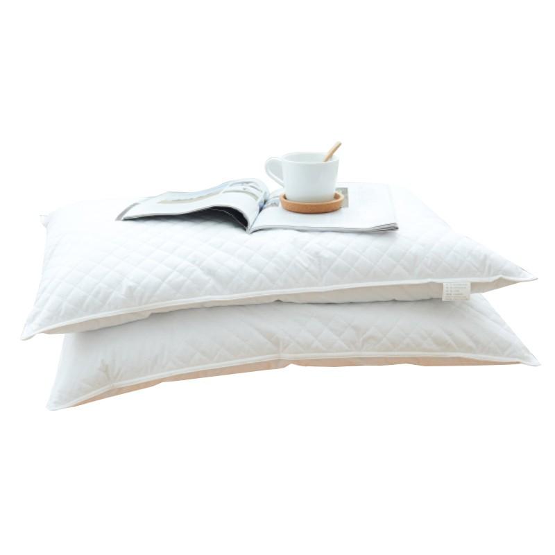 枕头枕芯    酒店纯荞麦枕枕芯   纯荞麦7斤   路安特