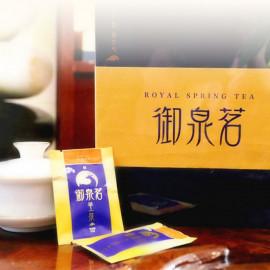 茶叶 绿茶 御泉茗圣泉 200g(2.5g*80袋)