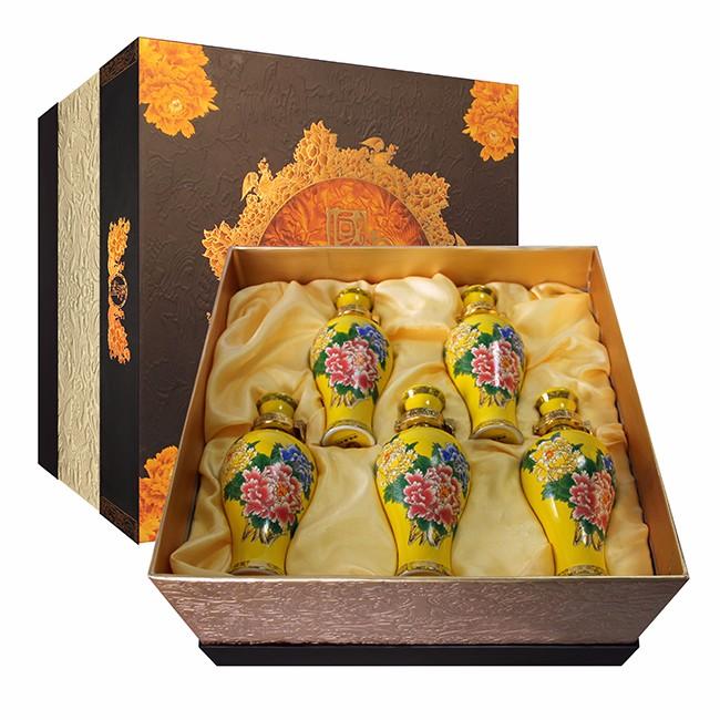 52度国花瓷西凤酒30年礼盒