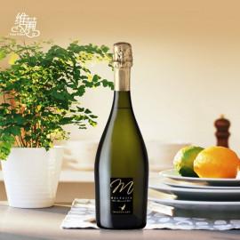 维葡 意大利玛祖德庄园玛尔维萨起泡葡萄酒原瓶原装进口