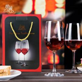 维葡 波尔多红酒杯高档轻薄
