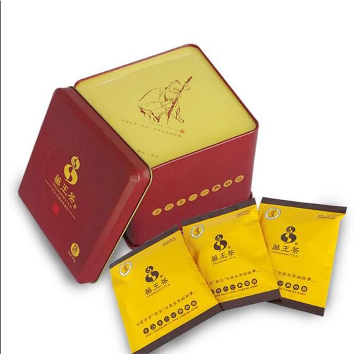 药王茶  雪域之巅  盒装  1.2*20袋/盒