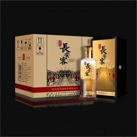 【一箱装】长安客·西凤酒 藏品凤香型 55%vol 500ml (4瓶)
