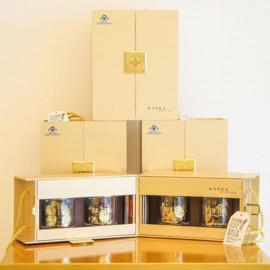 帝辰牌康咖片 鼎容系列 40片*4瓶 管花肉苁蓉 人参黄芪提取物精华 礼盒包装