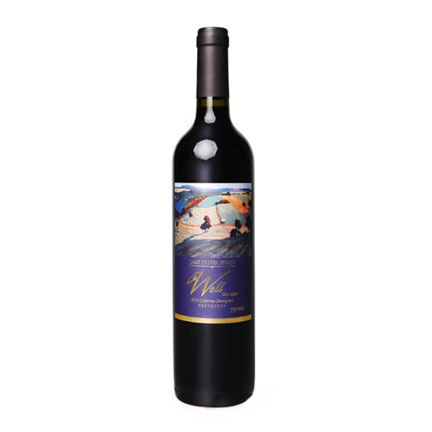琥珀酒庄 威乐1980赤霞珠 干红葡萄酒