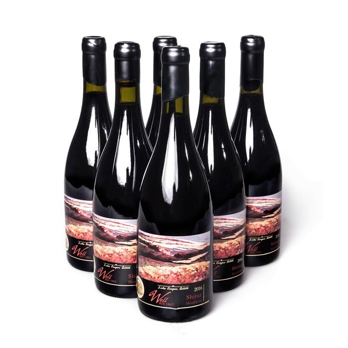琥珀酒庄 威乐 手工蜡封1962色拉子 干红葡萄酒