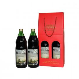 维葡 奥地利圣劳伦葡萄汁礼盒套餐原瓶原装进口春节礼盒