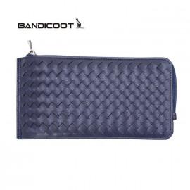 袋鼠(BANDICOOT)男包 手抓包 男士手包D180057-02A蓝色