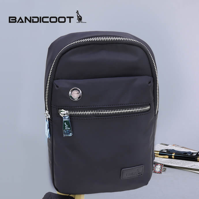 袋鼠(BANDICOOT)男包 单肩包 男士单肩包F180013-04