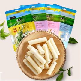 内蒙古草原乳乐美奶条88g/328g每袋