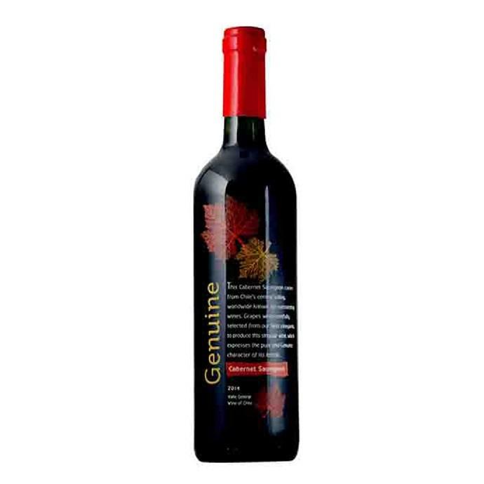 智利葡叶赤霞珠上选干红葡萄酒