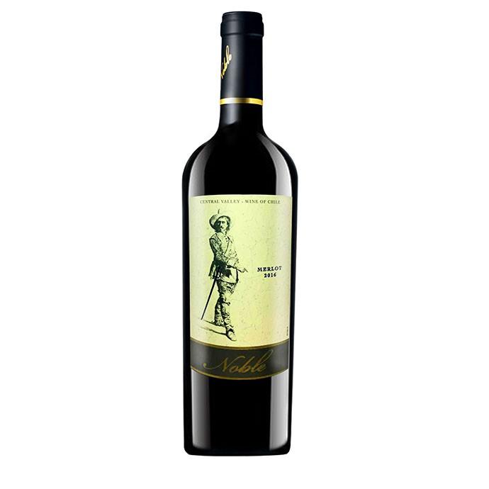 贵族精选梅洛干红葡萄酒
