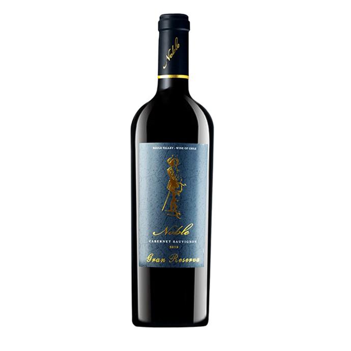 贵族格兰珍藏赤霞珠干红葡萄酒
