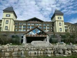【周边游】宝鸡青峰峡悦豪假日酒店标准间